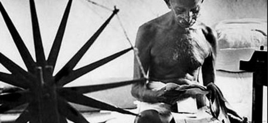 גנדי – איש קטן גדול